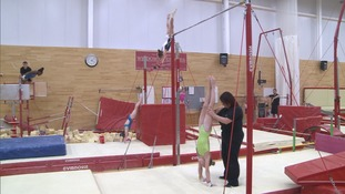 2012 Olympic legacy means gymnastics club is used by thousands of young people every week