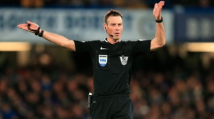 County Durham referee Mark Clattenburg will take charge of the Euro 2016 final