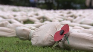 Somme shrouds exhibition bows out