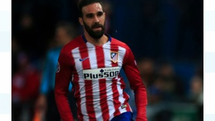 Newcastle United sign Jesus Gamez from Atletico Madrid