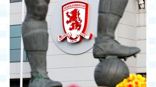 Tributes paid to former Boro striker John O'Rourke