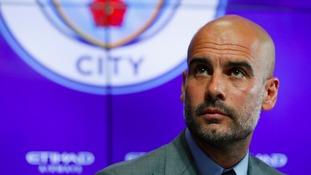 Pep Guardiola: I took Man City job to prove myself as a manager