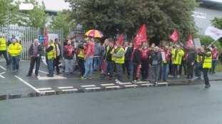 Unite members have been involved in a series of strikes