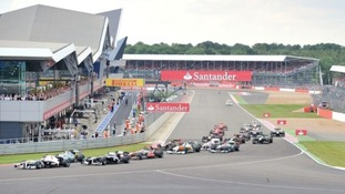 Police warning ahead of Silverstone Grand Prix