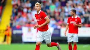Joe Pigott has agreed to join Cambridge United.