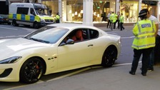 Clamp down on supercars owners in Kensington and Chelsea.