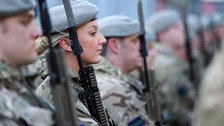Female soldiers from NI could be the first on the frontline.