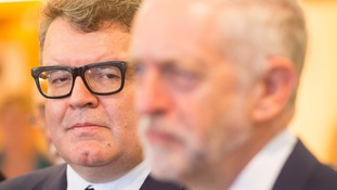 Corbyn could face leadership challenge after Watson calls off crisis talks with unions