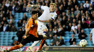 Lee Erwin has left Leeds United on loan for the season