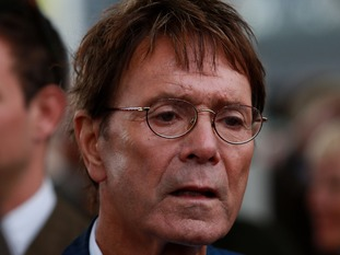Sir Cliff was left physically unwell when the allegations surfaced