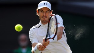 Andy Murray bids for second Wimbledon title