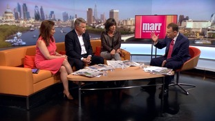 Tim Loughton appears on The Andrew Marr Show.