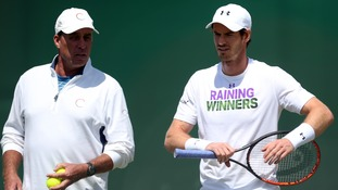 Lendl praises 'mature' Murray