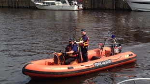 River search for missing man continues in York