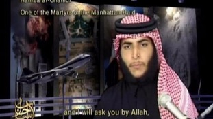 Osama bin Laden's son threatens revenge against US for father's death