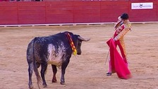 Victor Barrio was the first matador death in Spain since 1987