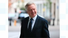 East Yorkshire MP David Davis