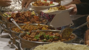 Community comes together to celebrate end of Ramadan