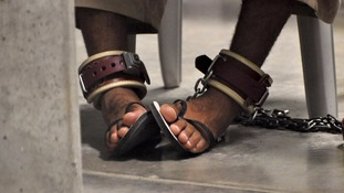 Guantanamo inmate released after 14 years detainment