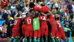Portugal win Euro 2016 with 1-0 victory over France