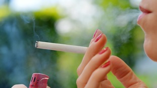 Mother launches petition to ban smoking in playgrounds and children's parks