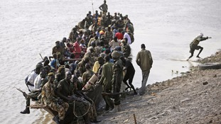 Fighting has broken out once again in South Sudan