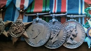 91-year-old war veteran has medals stolen in burglary