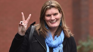 Former Ukip MEP Nikki Sinclaire cleared of expenses fraud
