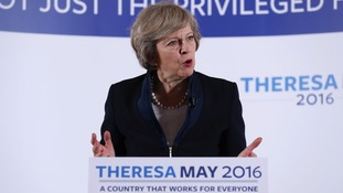 What are Theresa May's key pledges? Future PM outlines her plans
