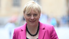 Angela Eagle has formally launched her bid to oust Jeremy Corbyn