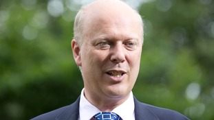 Leader of the House of Commons Chris Grayling