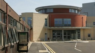 Stoke Mandeville Hospital in Buckinghamshire