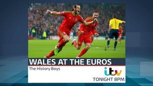 Wales At The Euros