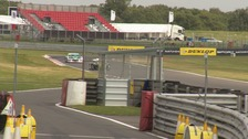 Snetterton circuit in Norfolk.