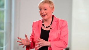 Angela Eagle launches Labour leadership bid
