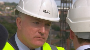 Mark Prisk MP, Housing Minister