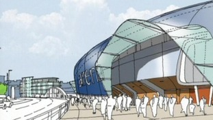 Plans for a Bristol Arena could become reality, if the City gets government funding