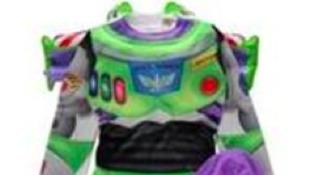 Asda recall Buzz Lightyear costume for strangulation risk