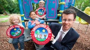 Leicester play areas become 'smoke-free zones'