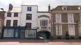 The Falcon, Huntingdon