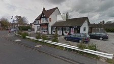 The paramedics were responding to reports that a man had fallen over inside the Pint Pot Pub in Mere Green.