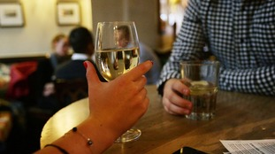 The report found people spent less money in pubs and restaurants in the week after the referendum.