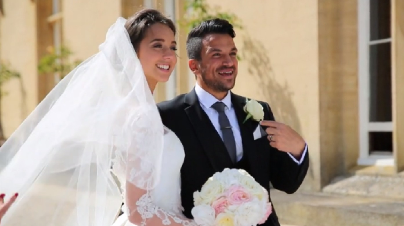 Peter andre i built a rod for my own back with mysterious girl peter andre releases his wedding video m4hsunfo