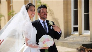 Peter Andre releases his wedding video