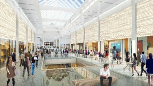 New details of £60million Meadowhall refurbishment revealed