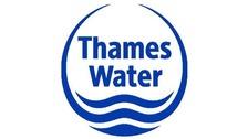 Thames Water logo.