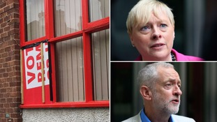 Jeremy Corbyn reveals own death threats while defending Angela Eagle