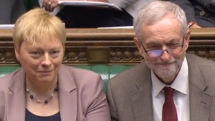 Eagle and Corbyn in April