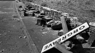 123 miners and police were hurt during clashes at Orgreave