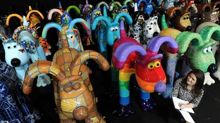 Gromits return for homecoming exhibition